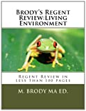Brody's Regent Review: Living Environment, Moshe Brody, 1494819708
