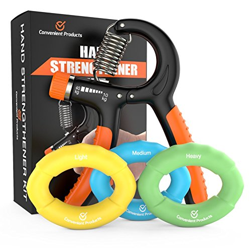 Hand Therapy - Hand Strengthener -