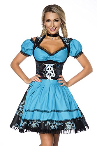 Negro perfect Mujer Zuecos Poliéster azul Para De Heels YBOdxwpY