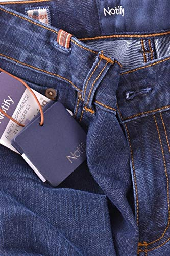 Jeans Notify Mujer Algodon Mcbi16337 Azul YxIqX4P