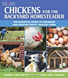 Chickens for the Backyard Homesteader, Suzie Baldwin, 1580117139