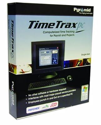 Pyramid TimeTrax TTPC Time & Attendance