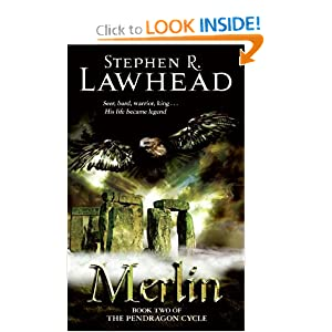 Merlin (The Pendragon Cycle, Book 2) Stephen R. Lawhead