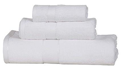 Divine Elysian 3 Piece Towel Set (1 Bath Towels 27