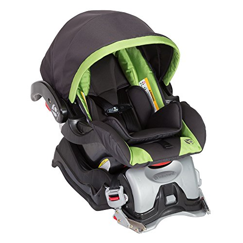 Baby Trend Expedition GLX Jogger Travel System, Flex Loc 32lb Car Seat, Peridot by Baby Trend (Image #1)