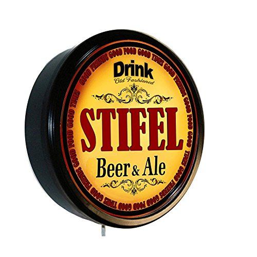 Stifel Beer And Ale Cerveza Lighted Wall Sign