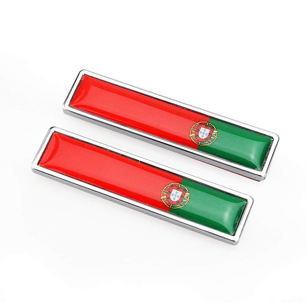 South Africa 1 Pair 3D Motorcycle National Flag Sides Sticker Vehicle Badge Emblem Decal Sticker