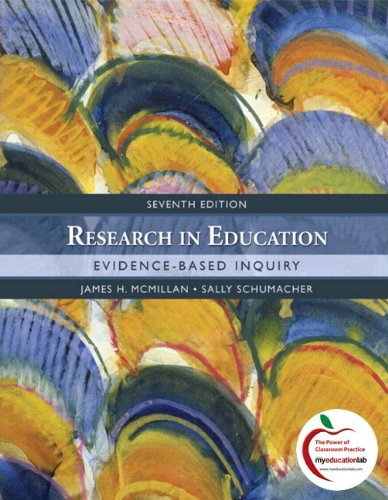 Research in Education + Myeducationlab: Evidence-based...