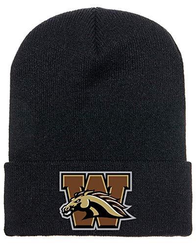 J2 Sport Western Michigan University Adult Knit Beanie with Patch ()