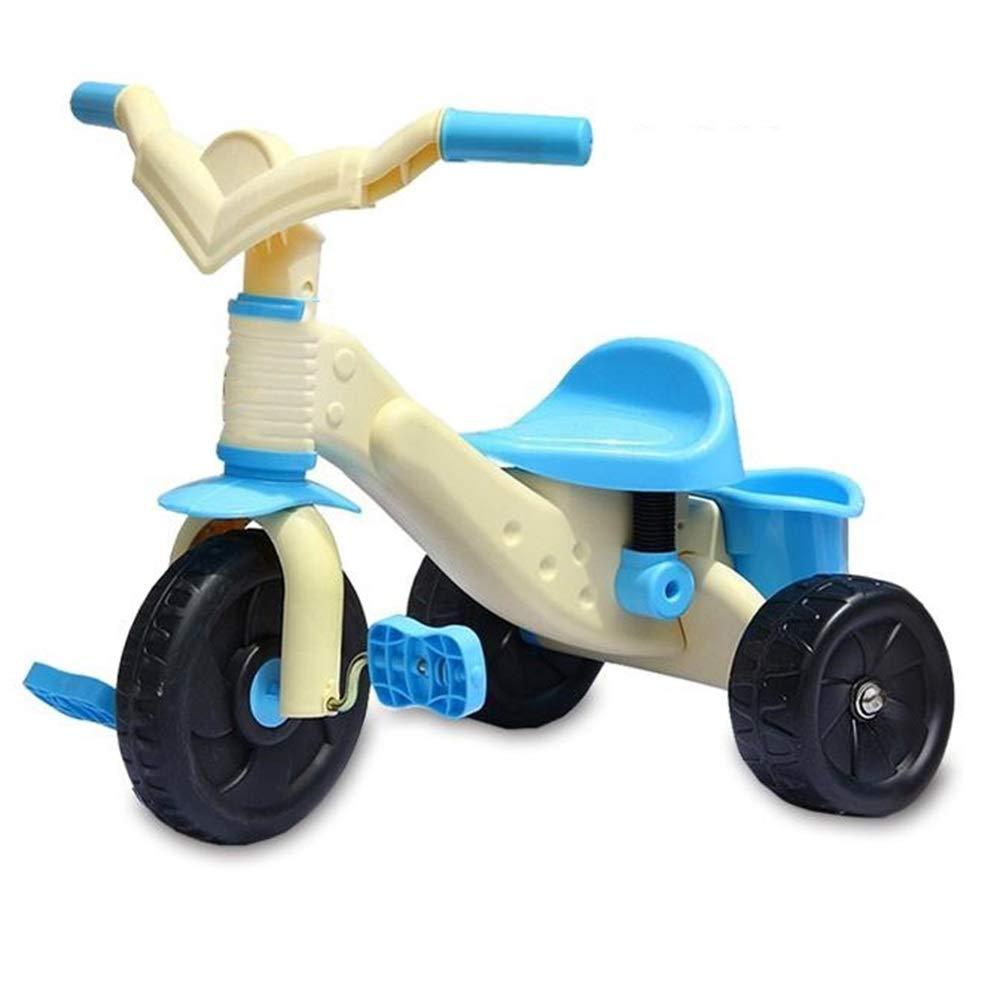 憧れの Axdwfd 子ども用自転車 子ども用自転車 B07PWRY8JR 子供三輪車音楽付きキッズペダル自転車13年古い、積載重量、25キログラムベビーカー男の子女の子おもちゃの車 青 Axdwfd B07PWRY8JR, ナチュラルショップ マニン:c7a43bd3 --- senas.4x4.lt
