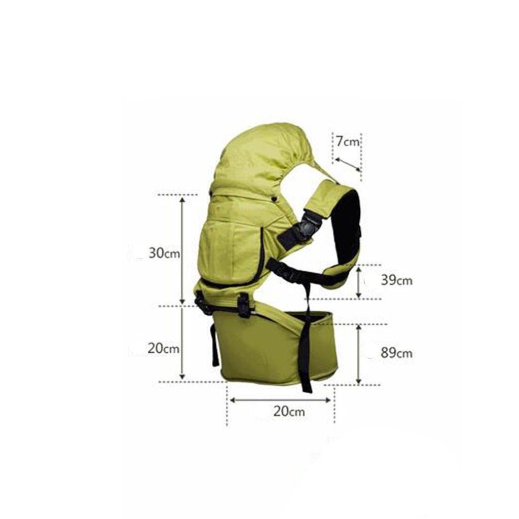 X & Y Bebé Stress Reliever correa amarillo, de hombros cintura taburete asiento cinturón amarillo, correa amarillo bf1b8a