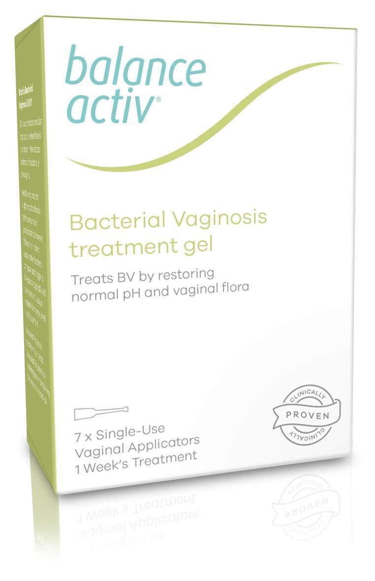 Bacterial Vaginosis Treatment - BV Balance Activ Gel - 7 Tube Box