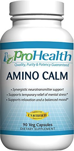 Amazon.com: prohealth Calm (neurotransmisor Apoyo Suplemento ...