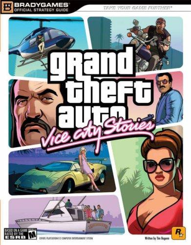 Read Online Grand Theft Auto: Vice City Stories (PS2) Official Strategy Guide (Official Strategy Guides (Bradygames)) ebook
