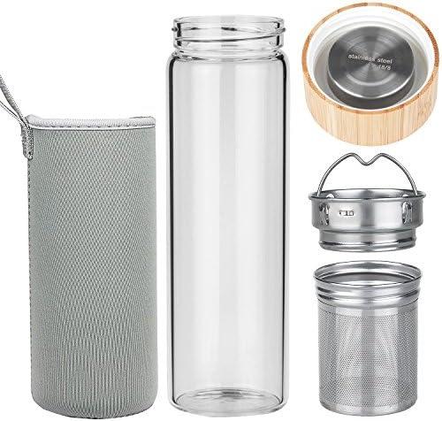 ORIGIN BPA Free Infuser Borosilicate Neoprene product image