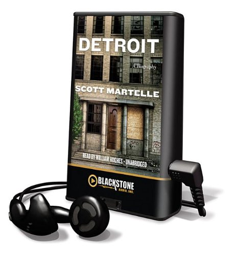 Download Detroit (Playaway Adult Nonfiction) pdf