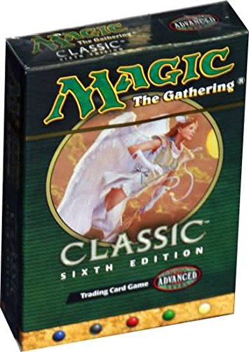 Magic the Gathering Classic Sixth Edition Two Players Starter Deck 2 Player Starter Deck