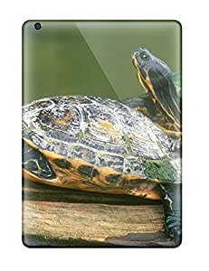 Ipad Air Cases, Premium Protective Cases With Awesome Look - Bubble Turtle