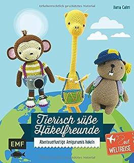 Zootopia Crochet Amazoncouk Kati Galusz 9781684120178 Books