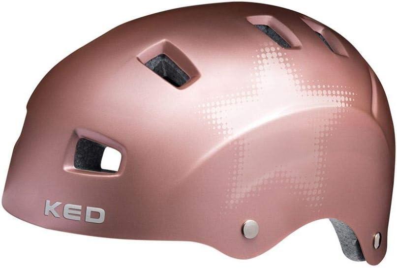 inkl KED Risco RennMaxe Sicherheitsband Fahrradhelm Skaterhelm MTB BMX Erwachsene Jugendliche