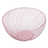 XICHENGSHIDAI Iron Fruit Basket Bowl Vegetables Basket Rack Display Stand