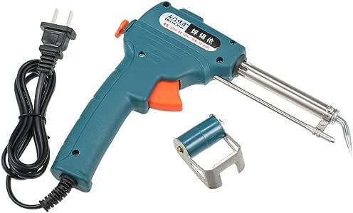 Pro 220V 60W Electric Adjustable Temperature Welding Soldering Tool Iron Gun gl