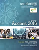 Exploring Microsoft Office Access 2016 Comprehensive Front Cover