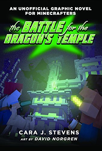 The Battle for the Dragon's Temple: An Unofficial Graphic Novel for Minecrafters, 4
