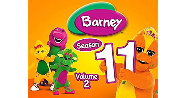 Amazon.com: Barney Season 11 Volume 2: Dean Wendt, Carey ...