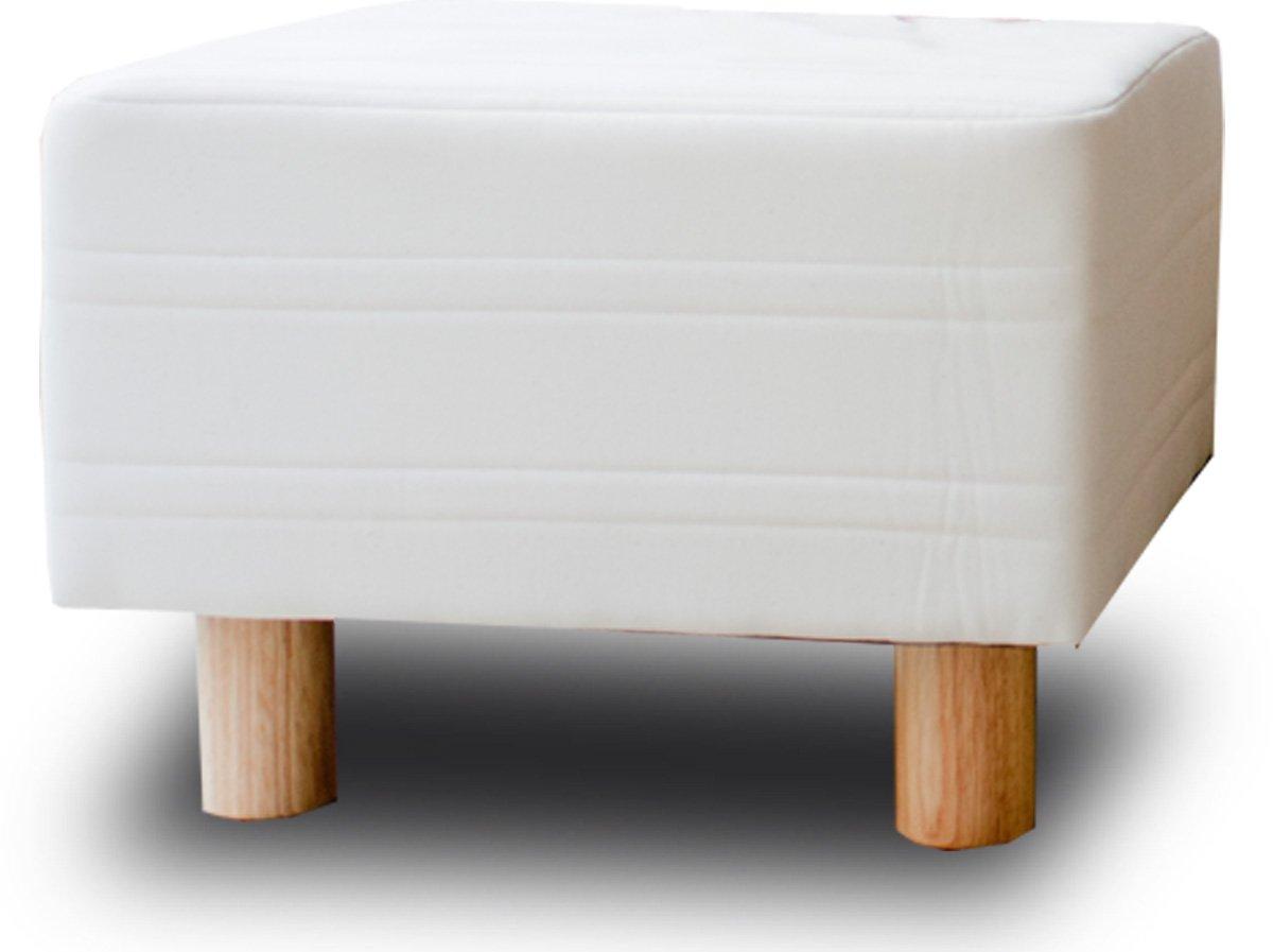 イーユニット ベッド屋さんが作った ベンチソファ スツール 日本製 (サイズ:一人掛け幅50cm カラー:イエロー) B00CR9VU6K 一人掛け幅50cm|イエロー イエロー 一人掛け幅50cm