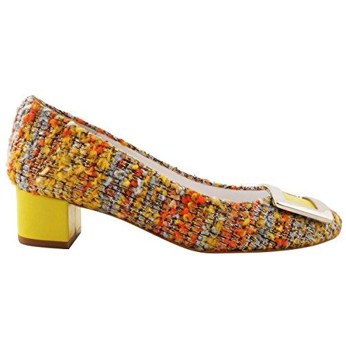 Exclusif Paris Women's Court Shoes Multicolored E16F8