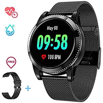 Amazon.com: Diggro DI03 Smart Watch MTK2502C 128MB + 64MB ...