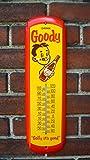 Retro Goody Soda Vintage Style Thermometer
