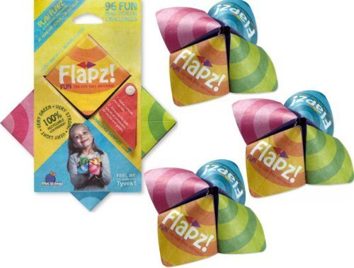 Flapz Game - set of 4 by Blue Orange by Blue Orange