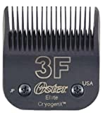 Oster Elite CryogenX Professional Animal Clipper Blade, Size # 3F, My Pet Supplies