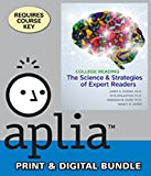 img - for Bundle: College Reading: The Science and Strategies of Expert Readers + The Wadsworth Guide to Reading Textbooks + ApliaTM, 1 term Printed Access Card book / textbook / text book