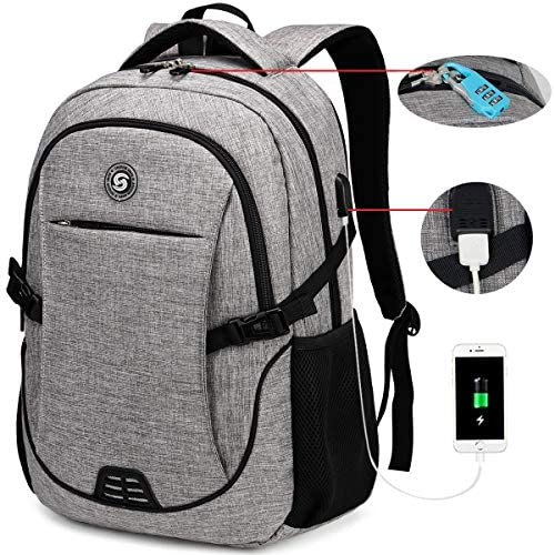 SOLDIERKNIFE Waterproof Backpack Charging Including product image