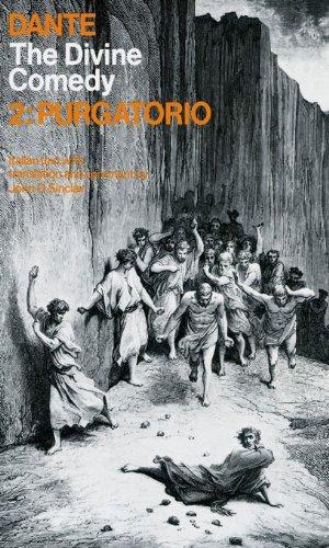 The Divine Comedy: Volume 2: Purgatorio: 002 (Galaxy Books)