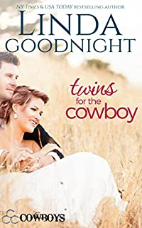 Twins For The Cowboy by Linda Goodnight ebook deal