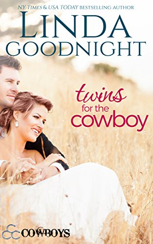 Twins for the Cowboy (Triple C Cowboys Book 1) by [Goodnight, Linda]