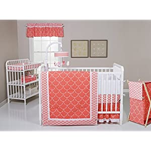 51Du-ZCrfuL._SS300_ Mermaid Crib Bedding and Mermaid Nursery Bedding Sets