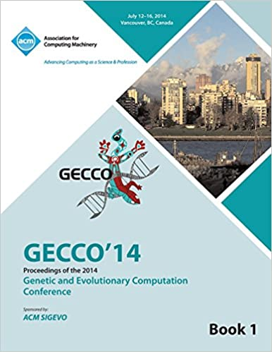 GECCO 14 Genetic and Evolutionery Computation Conference Vol 1