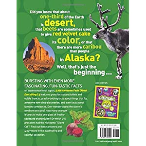 51Du zJ1u4L. SS300  - 5,000 Awesome Facts (About Everything!) 3 (National Geographic Kids)