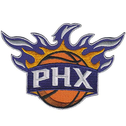 Phoenix Suns NBA Authentic Licensed Primary Team Logo Embroidered Collectors Patch ()