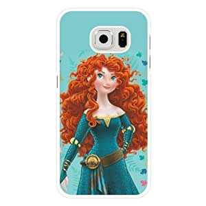 For Iphone 5C Case Cover , Diy Disney Brave Princess Merida White Hard Shell For Iphone 5C Case Cover , Brave For Iphone 5C Case Cover