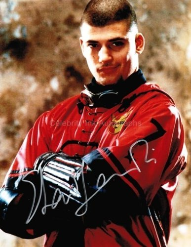 STANISLAV IANEVSKI as Viktor Krum - Harry Meddle with Genuine Autograph