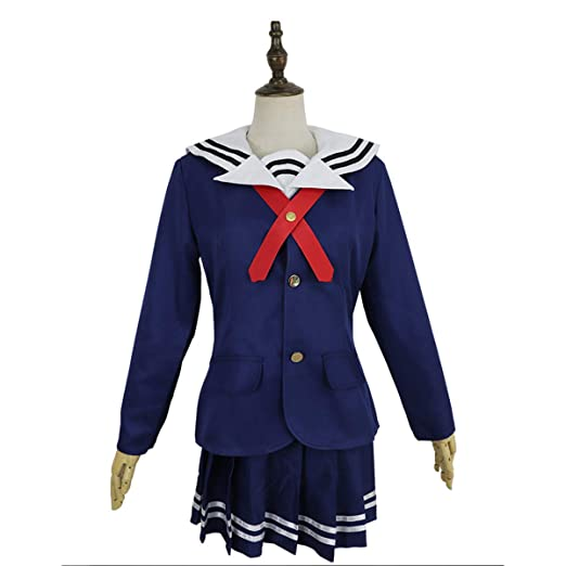 GRYY Cos Ropa, Anime Cosplay Traje Chica Uniforme Escolar Traje ...