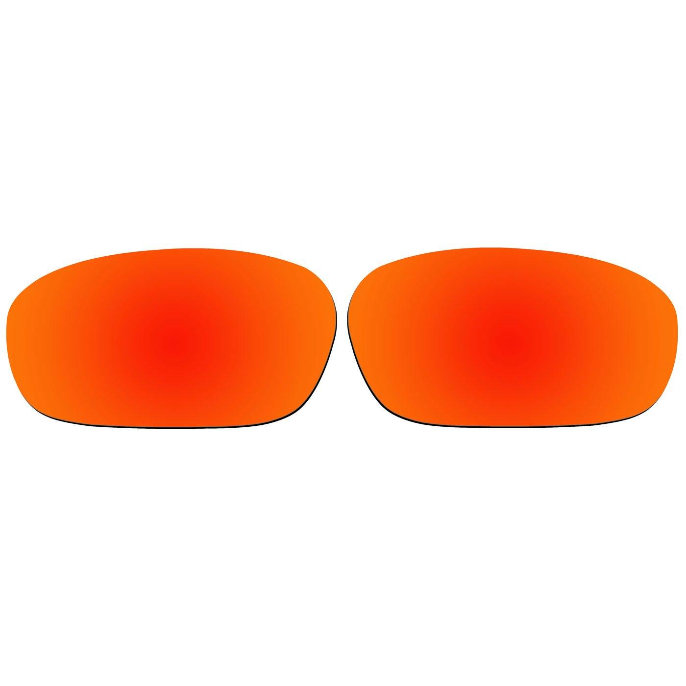 ACOMPATIBLE - Lentes de repuesto para gafas de sol Oakley Jawbone