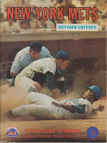 (1971 New York Mets Official Yearbook Revised)