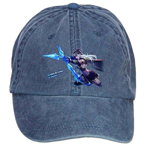Tommery Unisex League of Legends LoL Fashion Hip Hop Baseball Caps